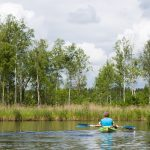 Places to go Kayaking with Kids in the Orlando Area