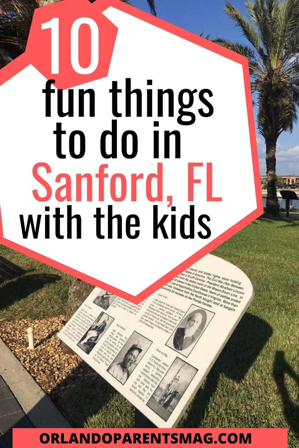 things to do in sanford