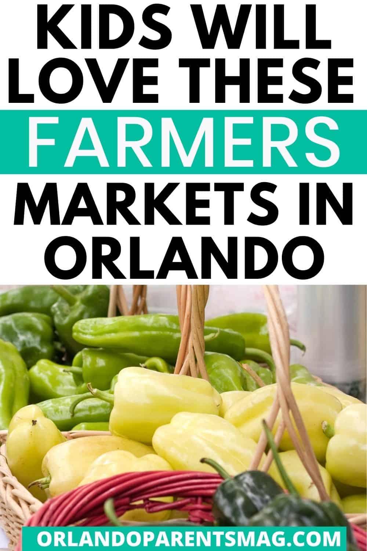 orlando farmers markets