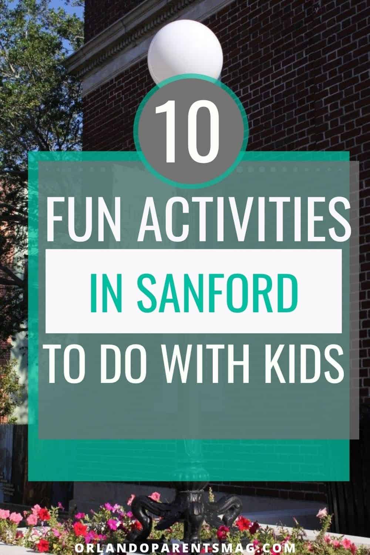 visit sanford