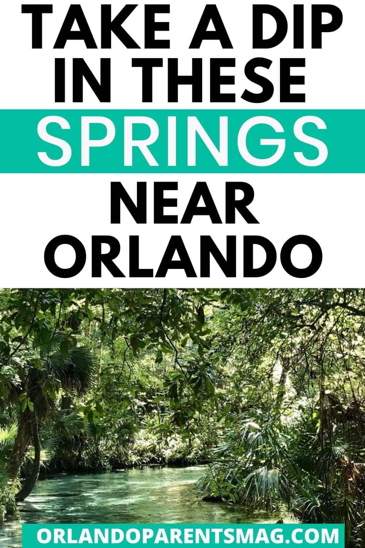 springs near orlando