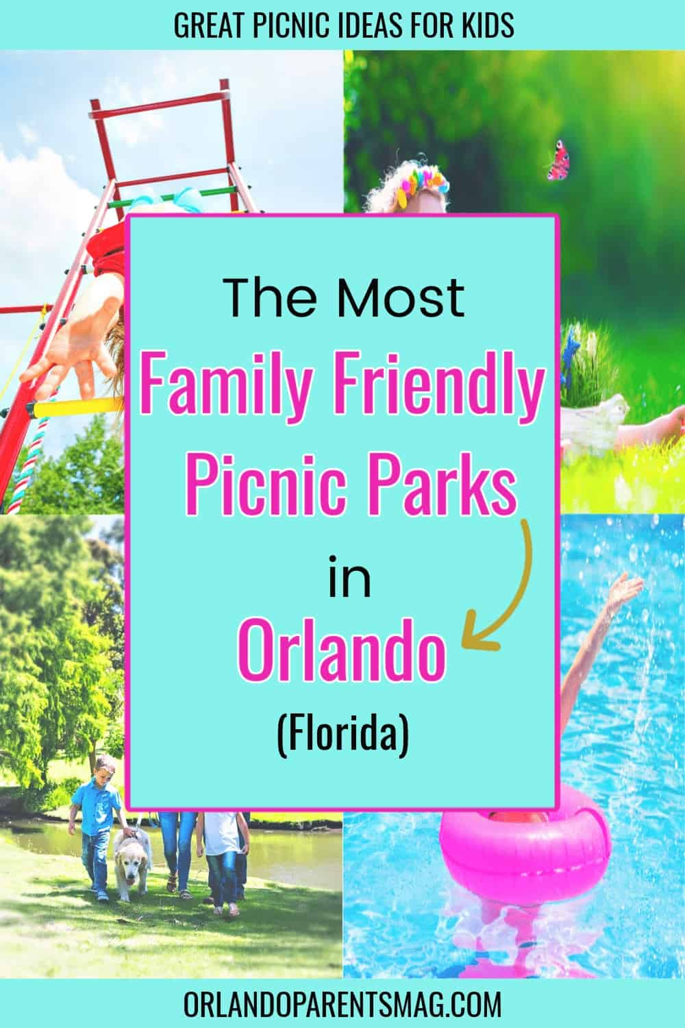 places to have a picnic in orlando