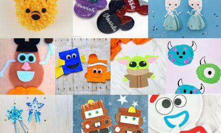 Disney Crafts for Kids