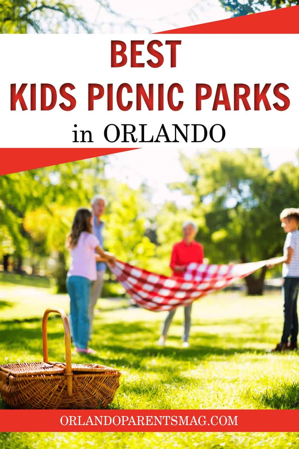 where to have a picnic in orlando