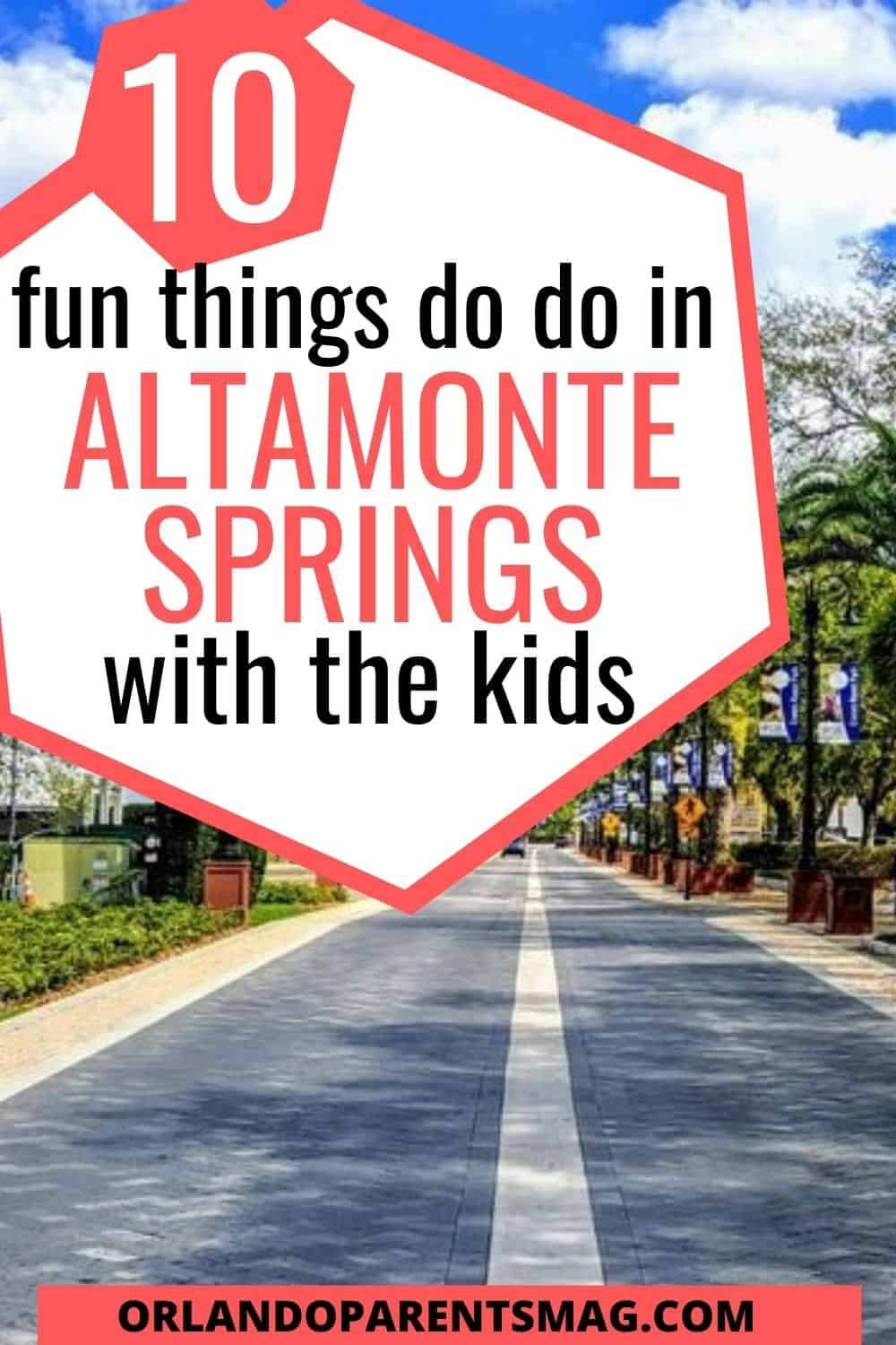altamonte springs with kids