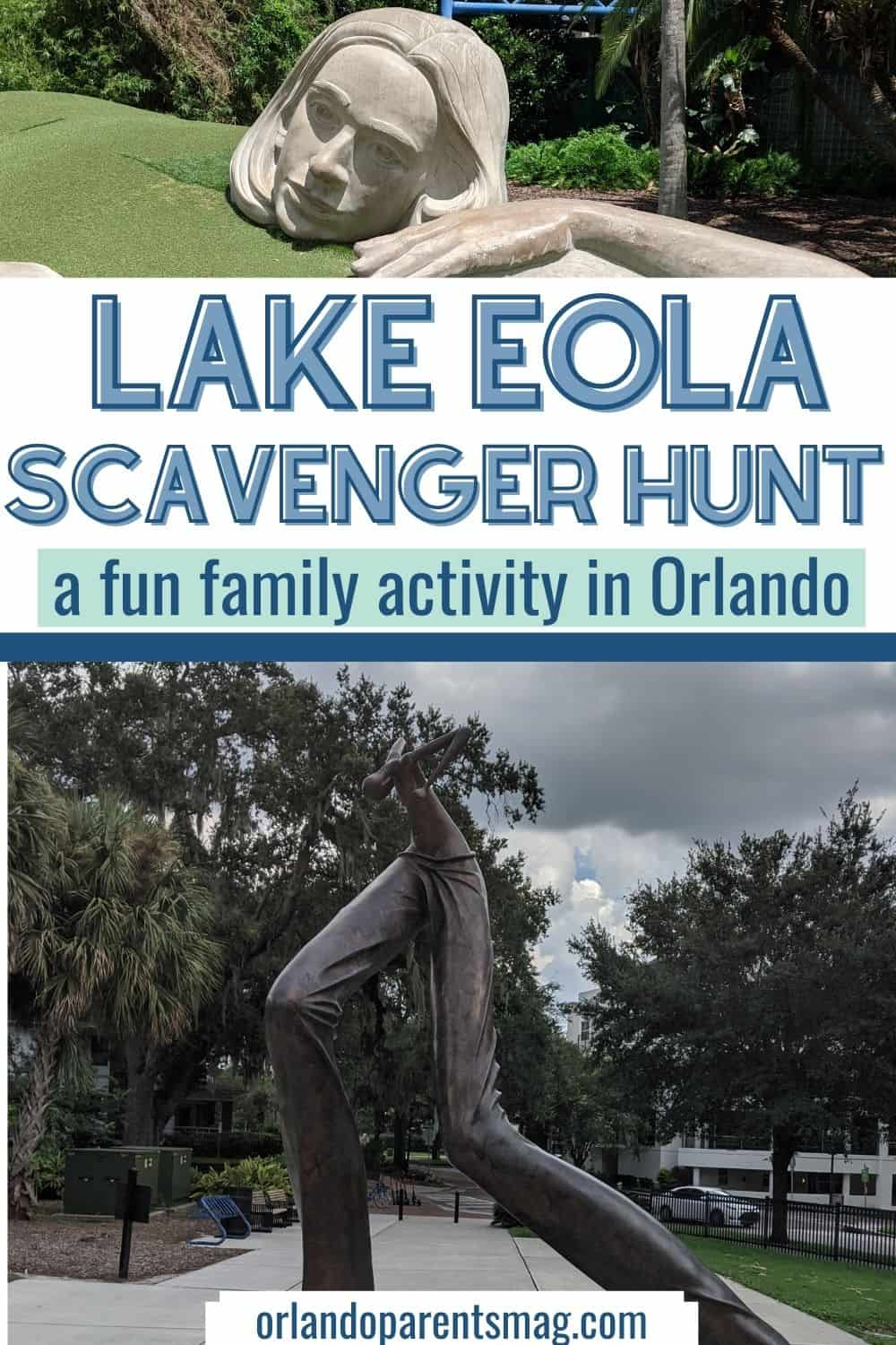 to do in lake eola