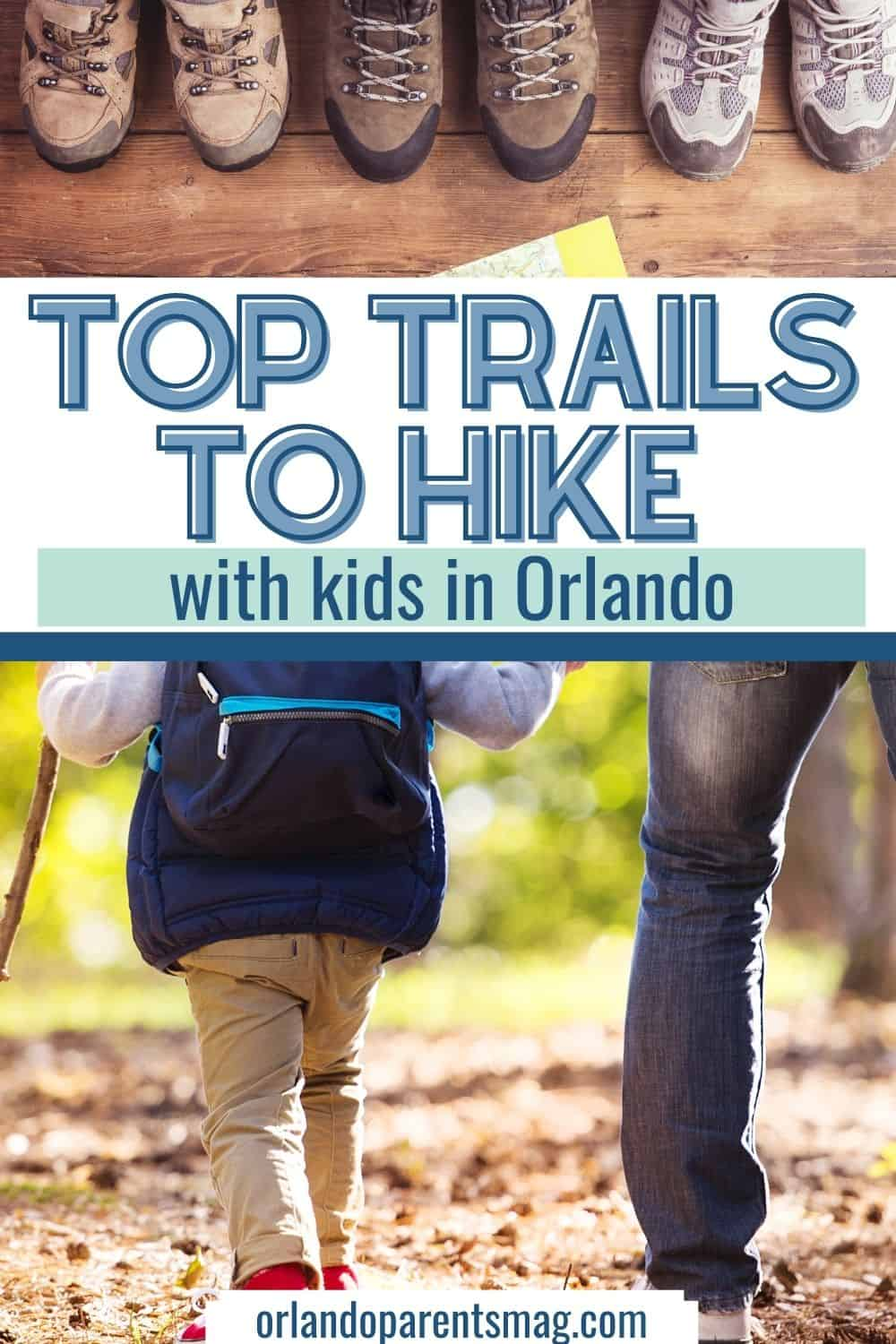 orlando hiking trails
