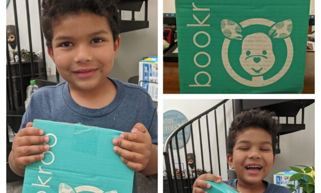 Bookroo: A Great Subscription Box for Kids