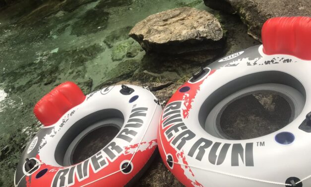 Fun Places to go Tubing with Kids in Orlando