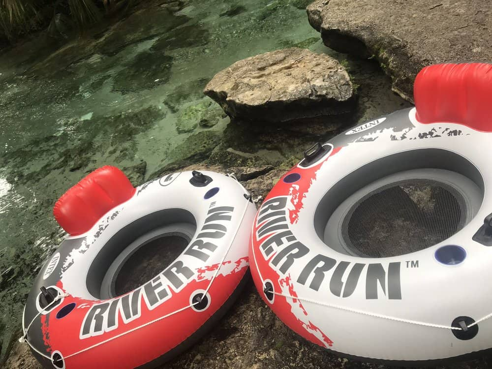 tubing with kids in orlando