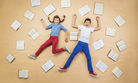 National Book Month and a Fun New Book for Kids