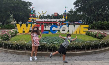 Legoland Florida Brick or Treat: Fun Halloween Fun