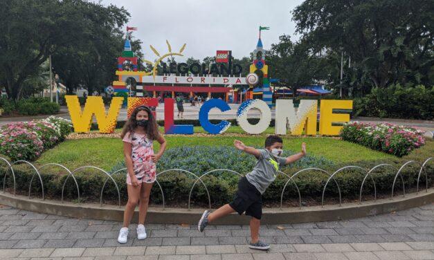 Legoland Florida Brick or Treat: Fun Halloween Fun