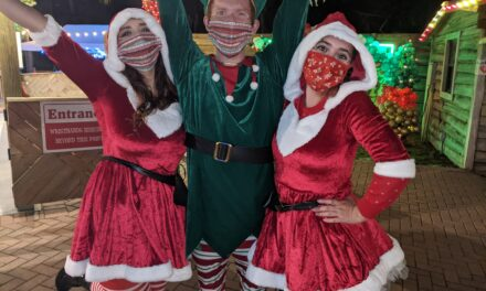 It's a Jolly Holiday at Jolly Creek Festival and Marketplace