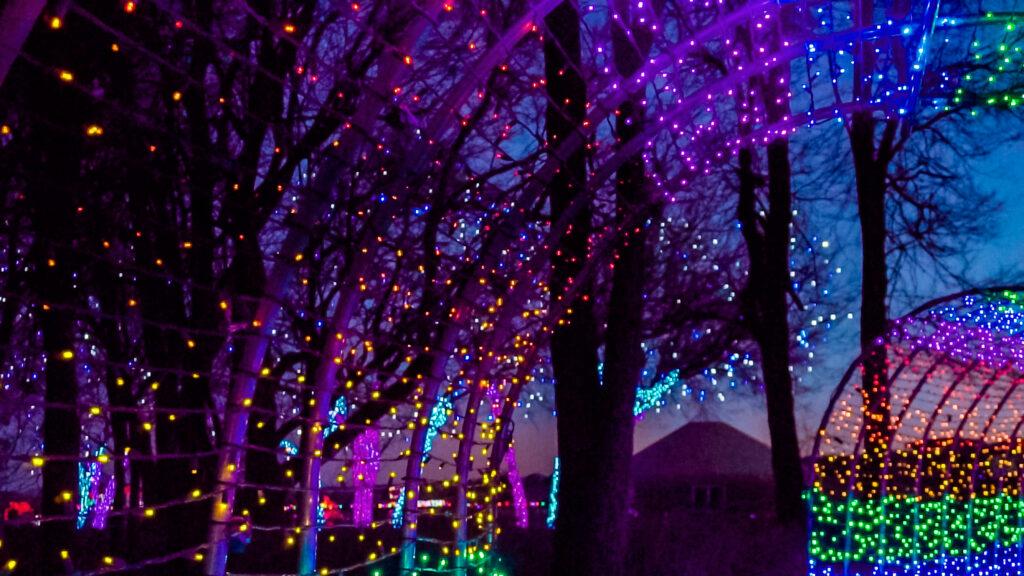 orlando christmas lights