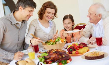 Thanksgiving Dinner in Orlando (2020)