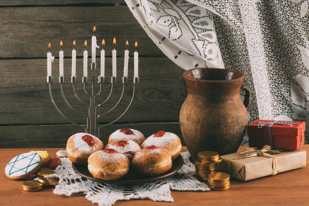 online hanukkah activities