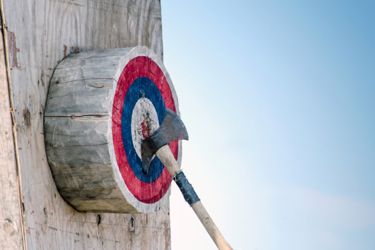 Axe Throwing Places in Orlando