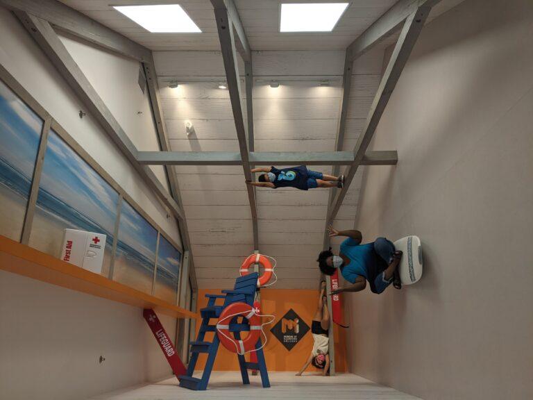 Finding Magic at Museum of Illusions Orlando