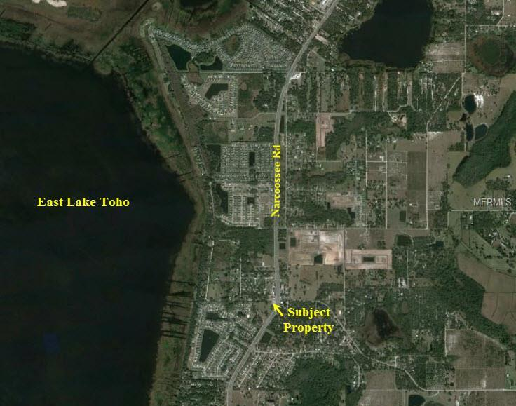 750 N NARCOOSSEE RD,SAINT CLOUD,Florida 34771,Commercial,NARCOOSSEE,O5342652