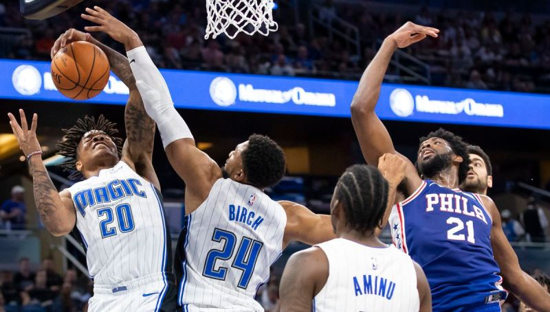 Magic fall to 76ers but get strong game from Markelle Fultz