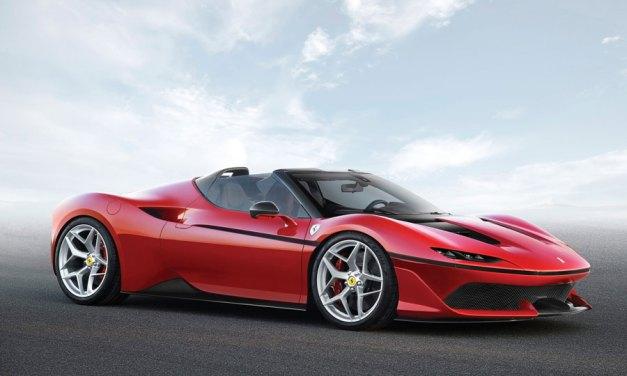 Ferrari | A Truly Limited Edition