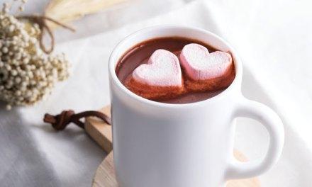 Bailey's Red Velvet Hot Cocoa