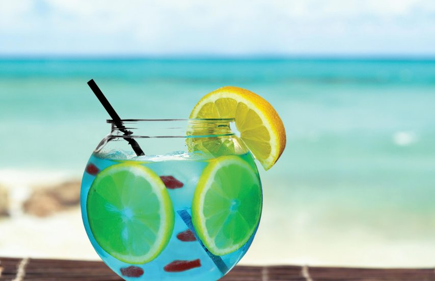 How To Make The Best Fish Bowl Drink - The Best Fish 2018