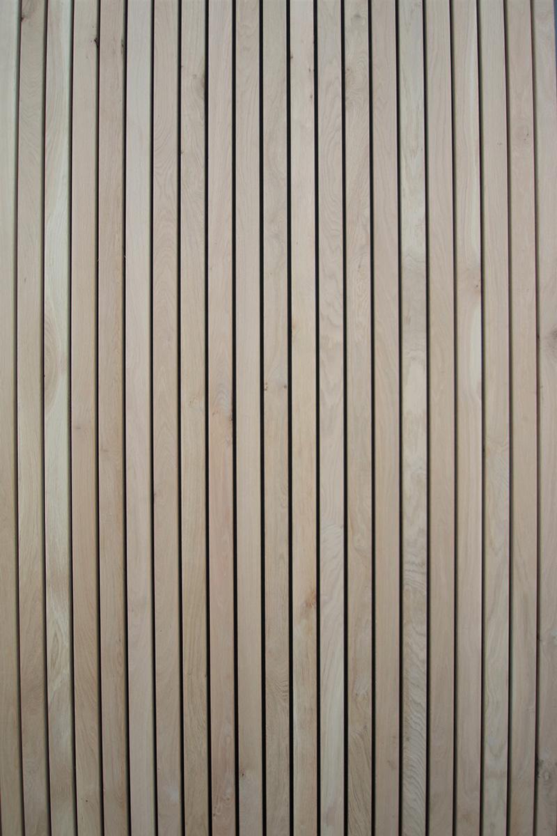 Cladding Orlestone Oak Timber