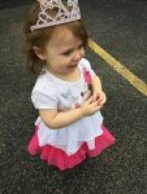 Adrianna Nicole Milliot Great Granddaughter Of Peggy Atnip Milliot