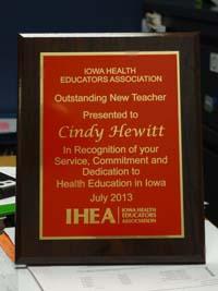 CH award