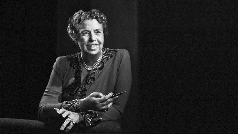 Otimismo - Eleanor Roosevelt