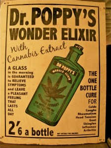 Dr Poppy's Wonder Elixir