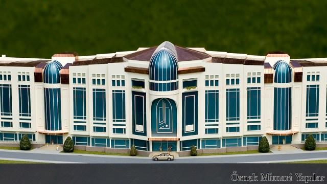 Kartal Belediye Hizmet Binası