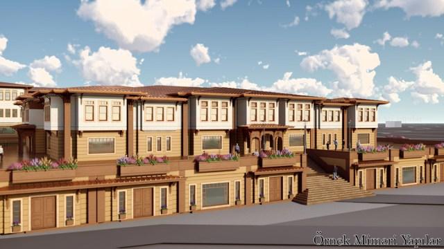 Beykoz Belediyesi Nikah Sarayı ve Belediye Hizmet Binası