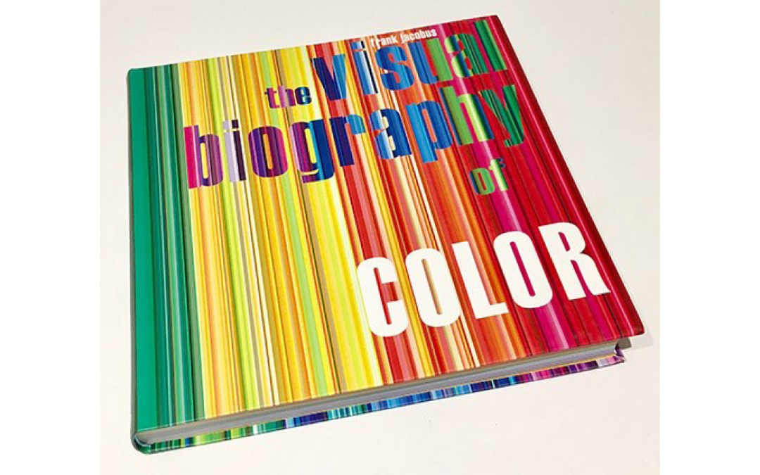The Visual Biography of Color Reviewed in Communication Arts Magazine