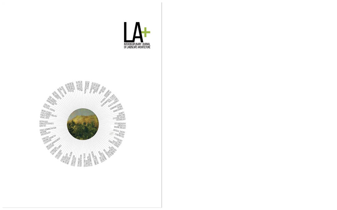 Wild sets the tone for the new LA+ journal