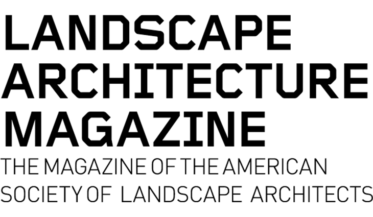 LAM – Landscape Architecture Magazine Features Design Visualization for Spring