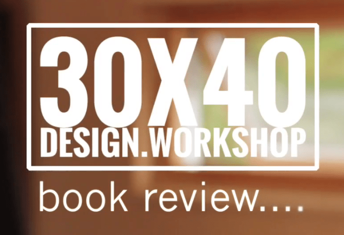 30 x 40 Design Workshop's Video Review of Bespoke Home