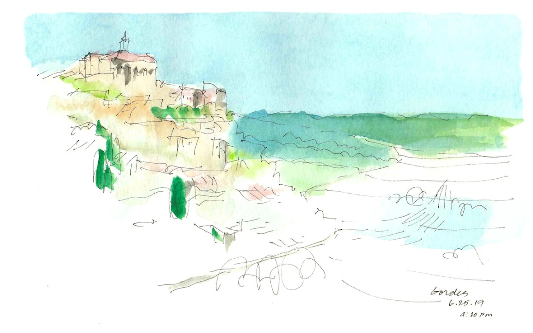 Native Places: Gordes