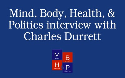 Interview with author Charles Durrett