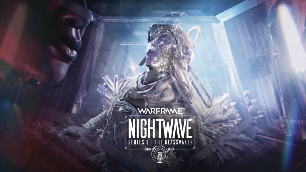 Nightwave Series 3: The Glassmaker