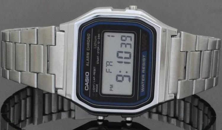 Recensione Orologio Casio  A158WEA-1EF , l'orologio casio evergreen