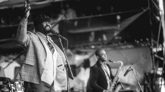 Gregory Porter - Newport Jazz 2014