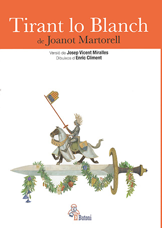 Tirant lo Blanch de Joanot Martorell