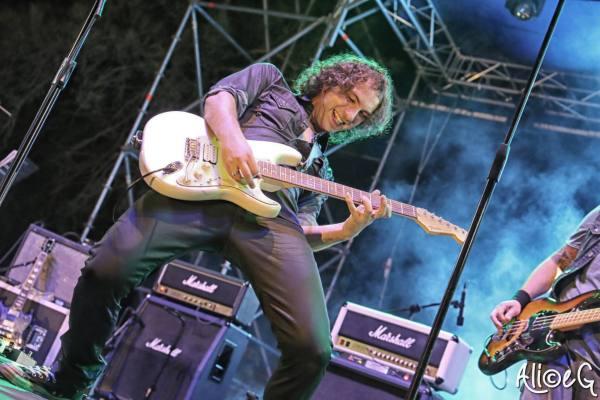 Francesco Re - storico chitarrista degli Oronero