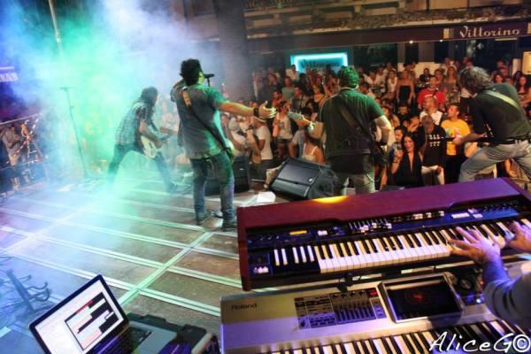 Oronero Tributo Ligabue Live