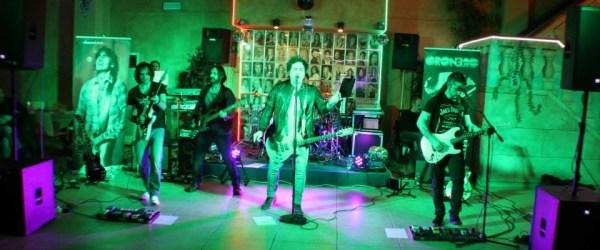 Oronero Tributo Ligabue - la band
