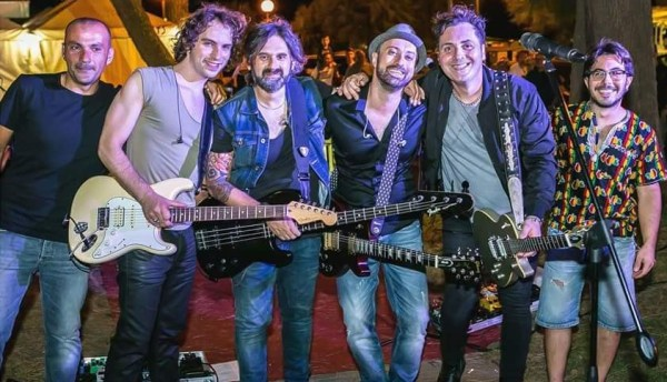 Oronero Full Band