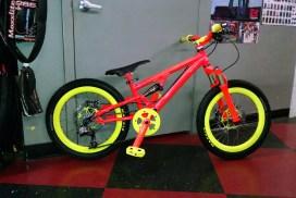 Custom built bikes